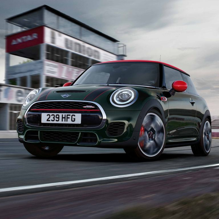 MINI John Cooper Works Clubman – MINI John Cooper Works Countryman